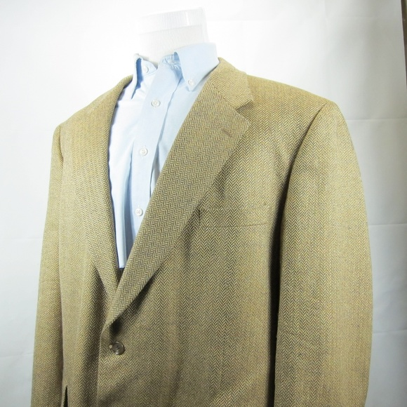 Brooks Brothers Other - Brooks Brothers Blazer 100% Wool 48 R Men 2-Button